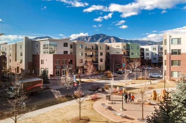 3701 Arapahoe Avenue #301, Boulder, CO 80303 (#2347739) :: The DeGrood Team