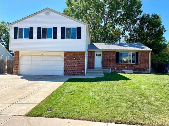 4316 E 113th Place, Thornton, CO 80233 (MLS #2347745) :: 8z Real Estate