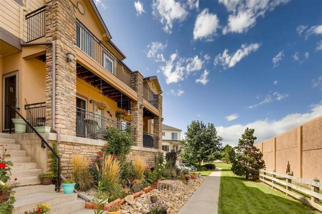 3155 E 104th Avenue 6B, Thornton, CO 80233 (#2347795) :: The DeGrood Team