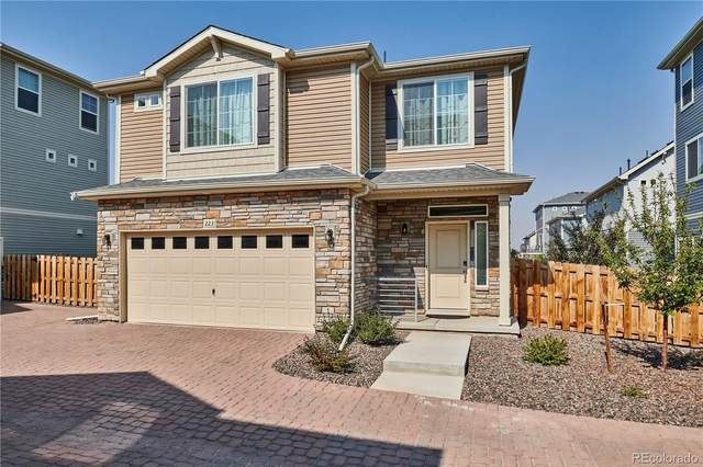 223 S Oak Hill Street, Aurora, CO 80018 (MLS #2347966) :: Neuhaus Real Estate, Inc.