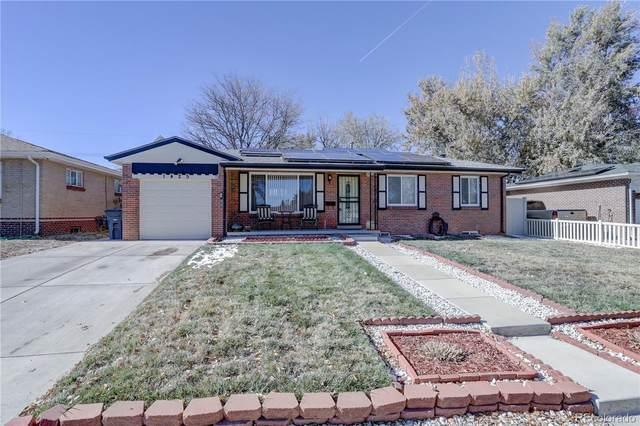 1425 S Harlan Street, Lakewood, CO 80232 (#2348146) :: Wisdom Real Estate