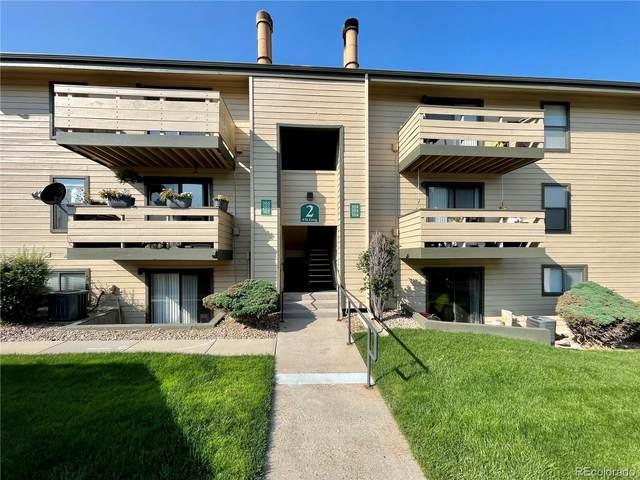 410 Zang Street 2-303, Lakewood, CO 80228 (MLS #2348397) :: Stephanie Kolesar