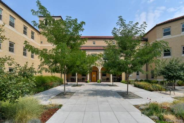 2835 W Parkside Place #203, Denver, CO 80221 (#2348429) :: Briggs American Properties