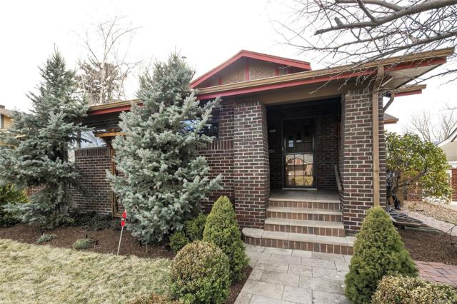 381 N Downing Street, Denver, CO 80218 (#2348681) :: 5281 Exclusive Homes Realty