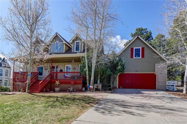1260 Gambel Oaks Place, Elizabeth, CO 80107 (#2351124) :: HomeSmart