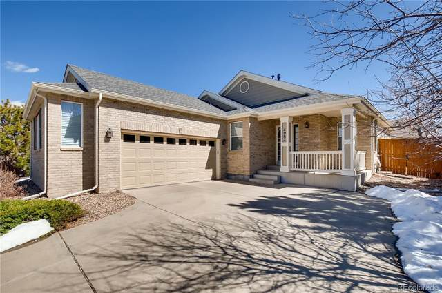 4982 S Coolidge Street, Aurora, CO 80016 (MLS #2351453) :: Keller Williams Realty