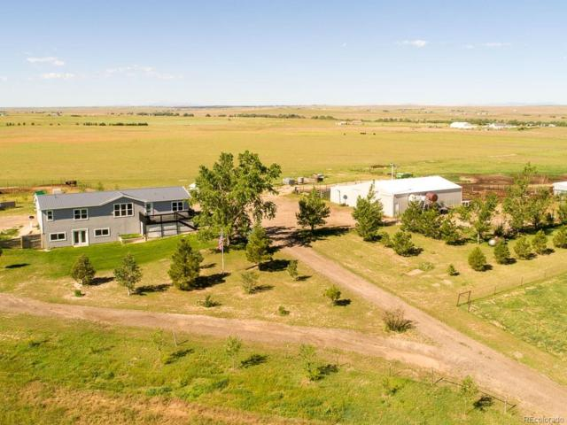 48506 E County Road 34, Bennett, CO 80102 (MLS #2351512) :: 8z Real Estate