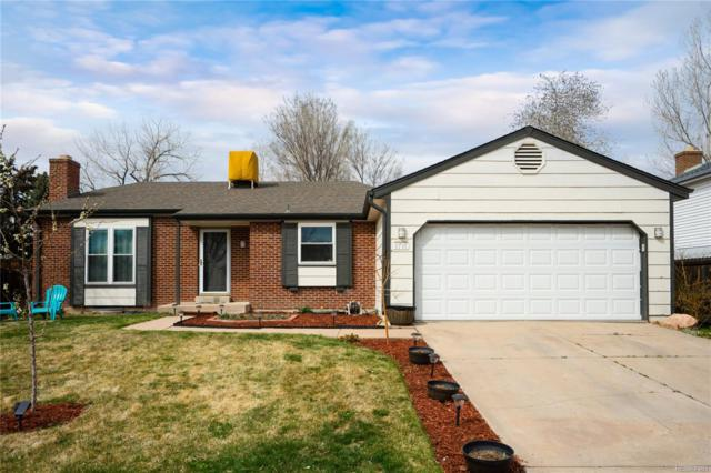 8735 W Indore Drive, Littleton, CO 80128 (#2351551) :: The Galo Garrido Group