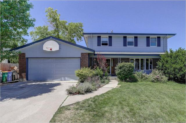 6621 S Cherry Way, Centennial, CO 80121 (#2351750) :: The Heyl Group at Keller Williams