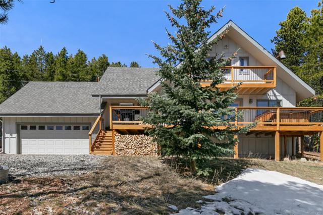 9153 Gray Lane, Conifer, CO 80433 (#2351772) :: House Hunters Colorado