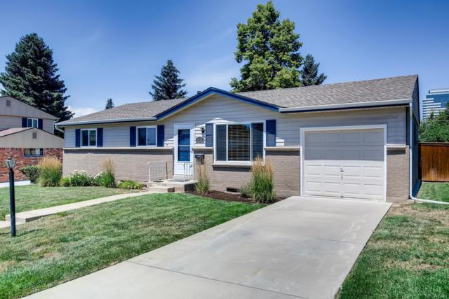 8503 E Briarwood Place, Centennial, CO 80112 (MLS #2351773) :: 8z Real Estate