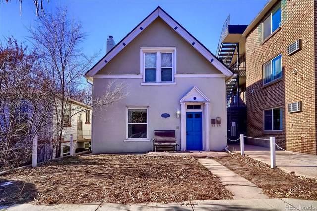 87 S Washington Street #101, Denver, CO 80209 (MLS #2352031) :: The Sam Biller Home Team