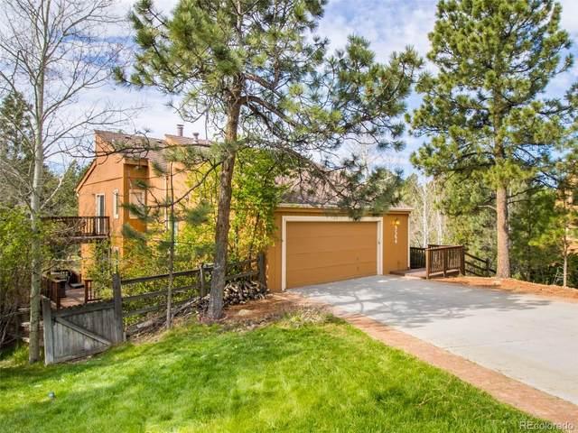 9564 Coronado Court, Parker, CO 80134 (#2352051) :: Mile High Luxury Real Estate