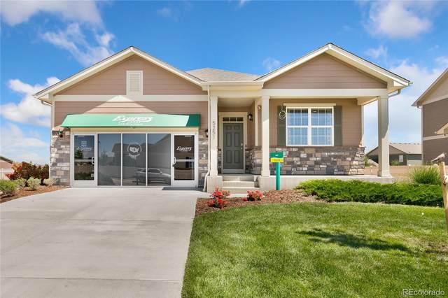 20016 E 62nd Place, Aurora, CO 80019 (#2352179) :: HomeSmart