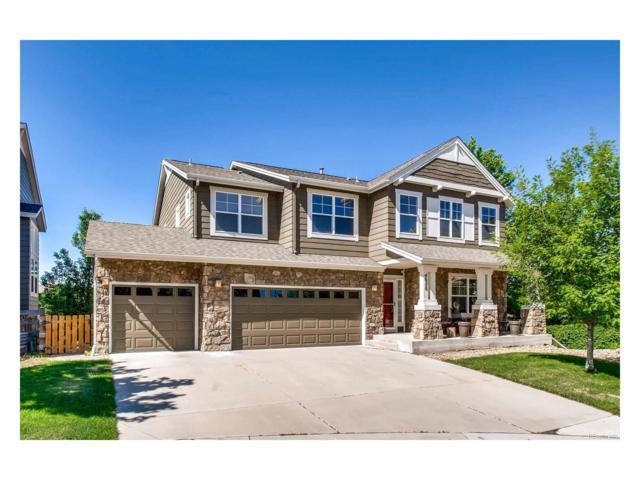 4688 Cedar Glen Place, Castle Rock, CO 80109 (#2352341) :: RE/MAX Professionals