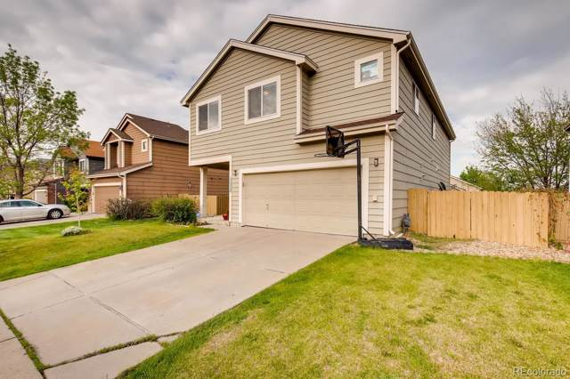 11214 Jansen Street, Parker, CO 80134 (#2352366) :: The Healey Group