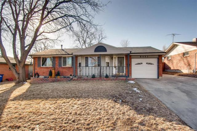 8453 Chase Street, Arvada, CO 80003 (MLS #2352373) :: 8z Real Estate