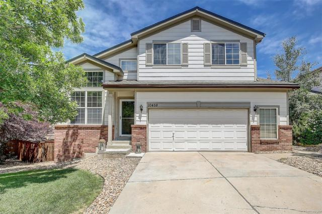 10458 Cheetah Winds, Littleton, CO 80124 (#2352527) :: House Hunters Colorado
