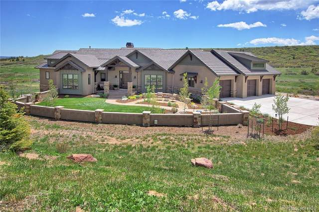 3313 Forest Lakes Drive, Monument, CO 80132 (#2352915) :: The DeGrood Team