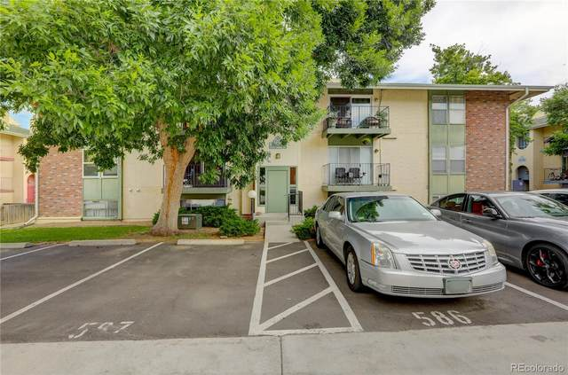 12151 Melody Drive #302, Westminster, CO 80234 (#2353010) :: Venterra Real Estate LLC