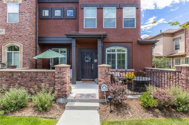 657 W Burgundy Street B, Highlands Ranch, CO 80129 (#2353138) :: My Home Team