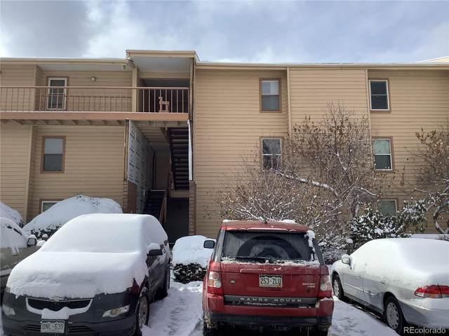 7395 E Eastman Avenue #309, Denver, CO 80231 (#2353543) :: Mile High Luxury Real Estate