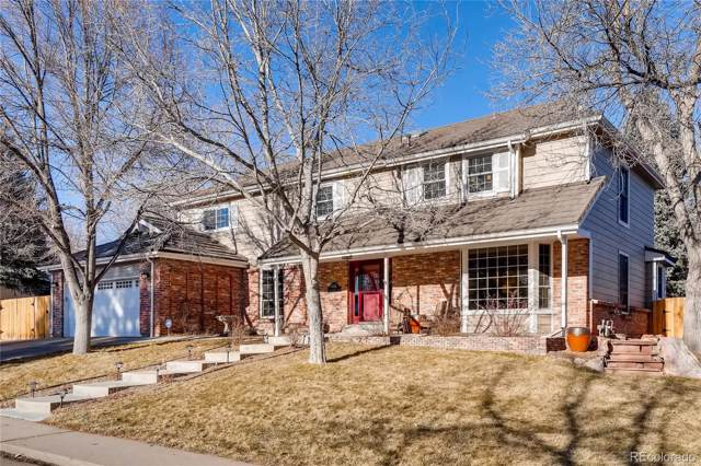 6901 W Walden Place, Littleton, CO 80128 (#2353715) :: Bring Home Denver with Keller Williams Downtown Realty LLC