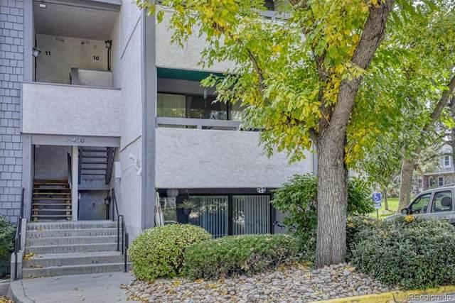 6400 S Dayton Street H10, Englewood, CO 80111 (MLS #2354002) :: 8z Real Estate