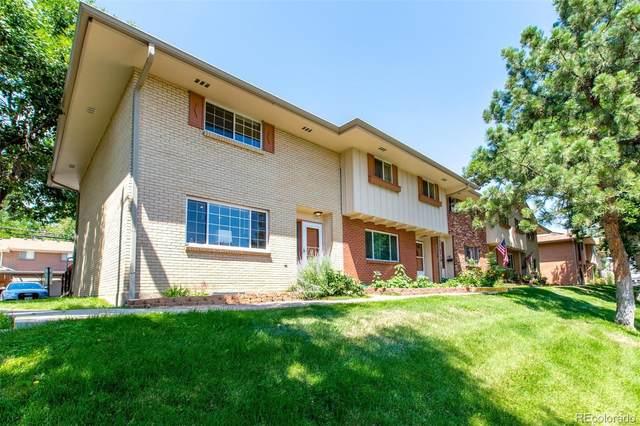 12536 W Virginia Avenue, Lakewood, CO 80228 (#2354133) :: Kimberly Austin Properties