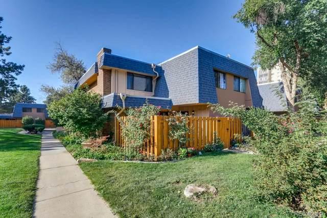 7995 E Mississippi Avenue #12, Denver, CO 80247 (MLS #2354139) :: Bliss Realty Group