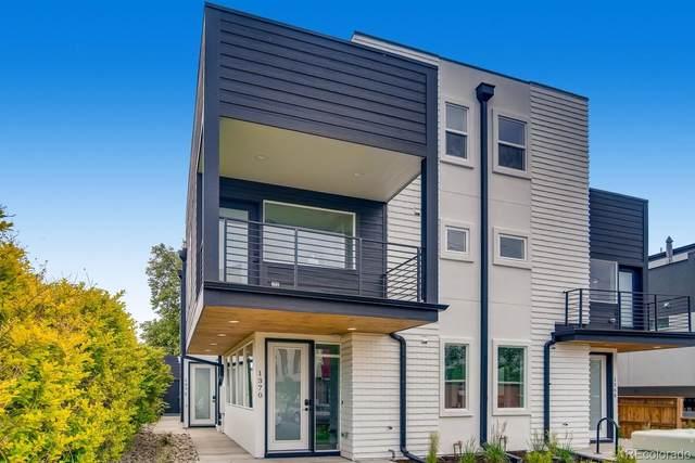 1372 N Knox Court, Denver, CO 80204 (#2354183) :: West + Main Homes