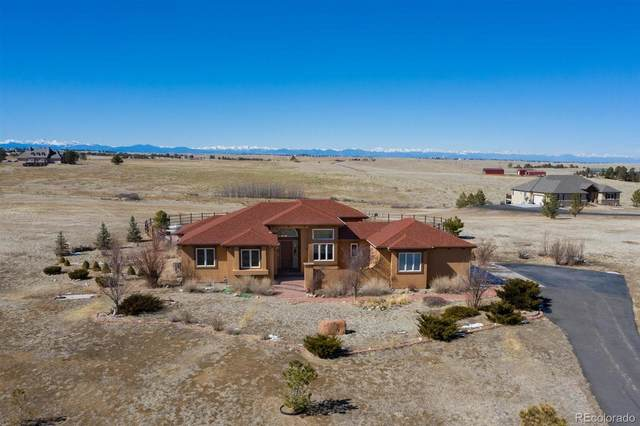 2365 Elkhorn Ranch Street, Parker, CO 80138 (#2354192) :: The Dixon Group