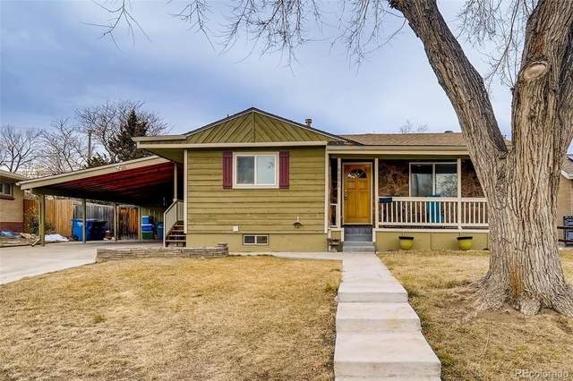 8851 Hunter Way, Westminster, CO 80031 (#2354707) :: The Harling Team @ HomeSmart
