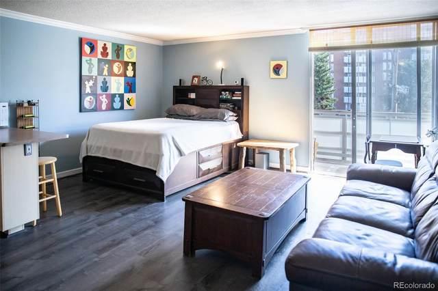 2500 S York Street #409, Denver, CO 80210 (#2354799) :: Wisdom Real Estate
