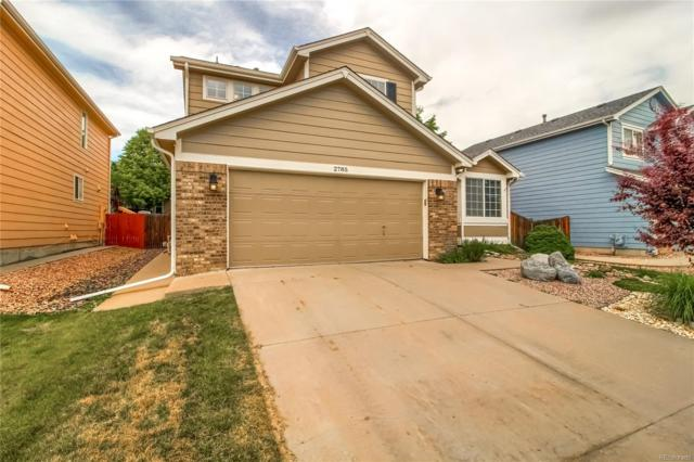 2785 E 132nd Place, Thornton, CO 80241 (#2355159) :: The Heyl Group at Keller Williams