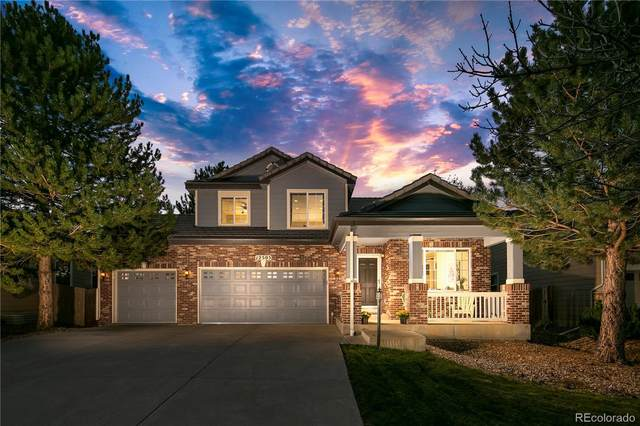 12505 Swansea Drive, Parker, CO 80134 (#2355321) :: The Brokerage Group
