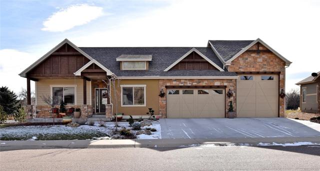 732 Deer Meadow Drive, Loveland, CO 80537 (#2355563) :: The Griffith Home Team