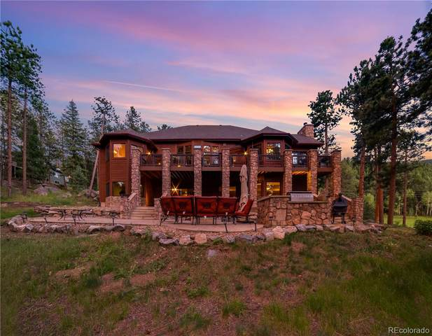 7538 Sanger Way, Morrison, CO 80465 (#2355742) :: Berkshire Hathaway Elevated Living Real Estate