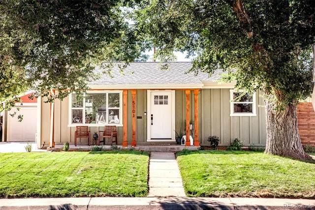 5101 S Logan Street, Littleton, CO 80121 (#2356068) :: Symbio Denver