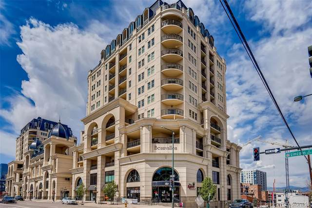 975 N Lincoln Street 5D-N, Denver, CO 80203 (MLS #2356240) :: 8z Real Estate