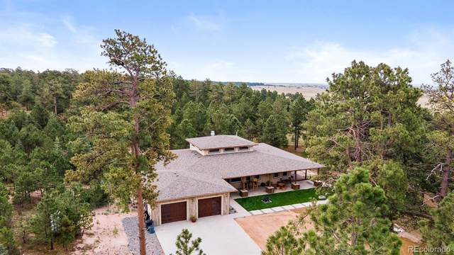 10725 S Forest Drive, Colorado Springs, CO 80908 (MLS #2356289) :: 8z Real Estate