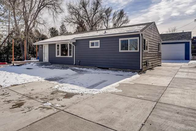 8520 W 32nd Place, Wheat Ridge, CO 80033 (MLS #2356627) :: 8z Real Estate