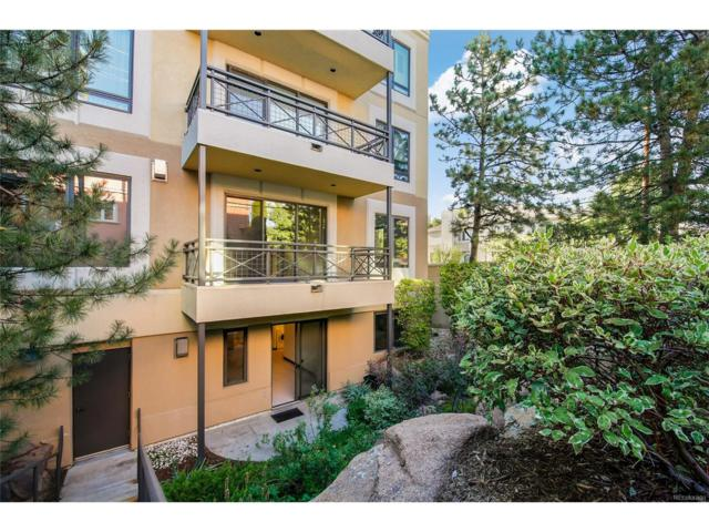 180 Cook Street #110, Denver, CO 80206 (#2356662) :: Wisdom Real Estate