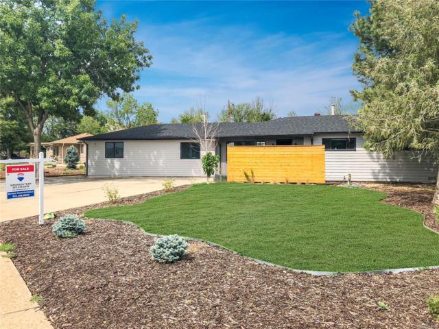 3343 W Hialeah Avenue, Littleton, CO 80123 (#2356726) :: The Griffith Home Team