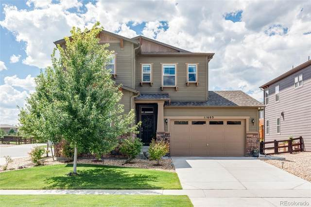 11603 Owensboro Street, Parker, CO 80134 (#2356787) :: The Colorado Foothills Team | Berkshire Hathaway Elevated Living Real Estate