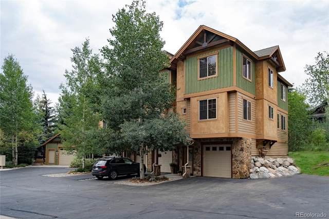 1178 Natures Lane #8, Steamboat Springs, CO 80487 (MLS #2356827) :: Bliss Realty Group