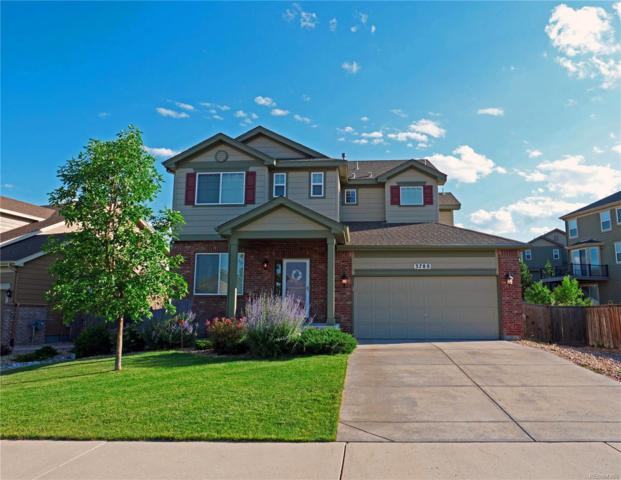 3788 Amber Sun Circle, Castle Rock, CO 80108 (#2356870) :: RazrGroup