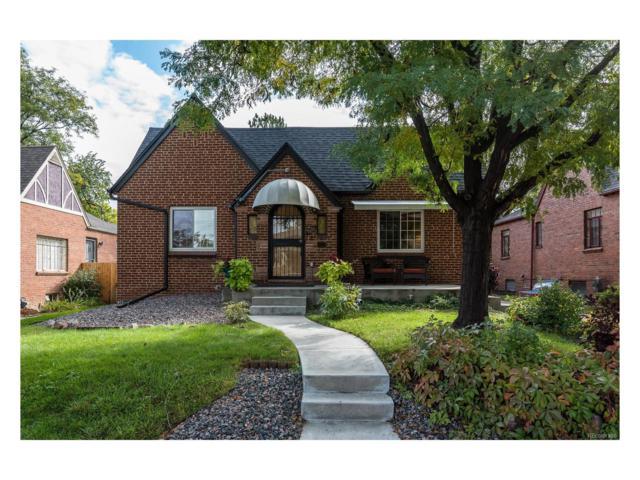 1350 Fairfax Street, Denver, CO 80220 (#2357044) :: Wisdom Real Estate