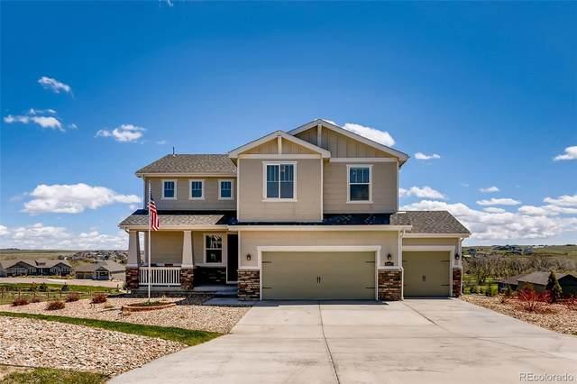 42072 N Pinehurst Circle, Elizabeth, CO 80107 (MLS #2357050) :: 8z Real Estate