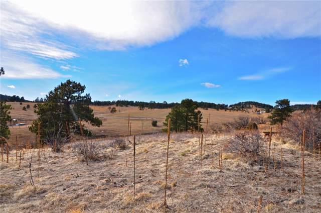 41 Mistletoe Road, Golden, CO 80401 (#2357220) :: Berkshire Hathaway Elevated Living Real Estate